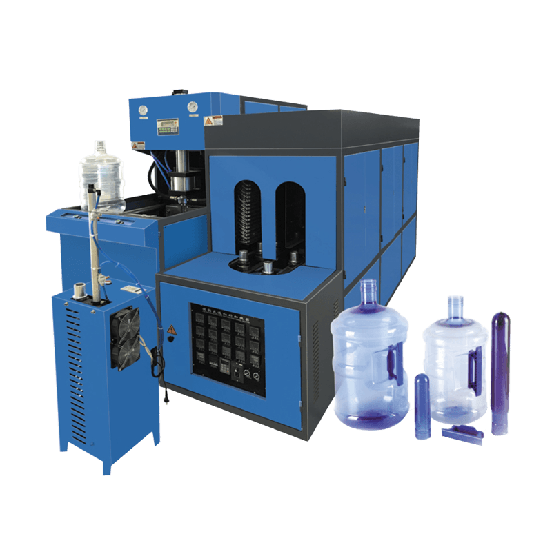 Semi-automatic 20L PET Bottle Blow Molding Machine