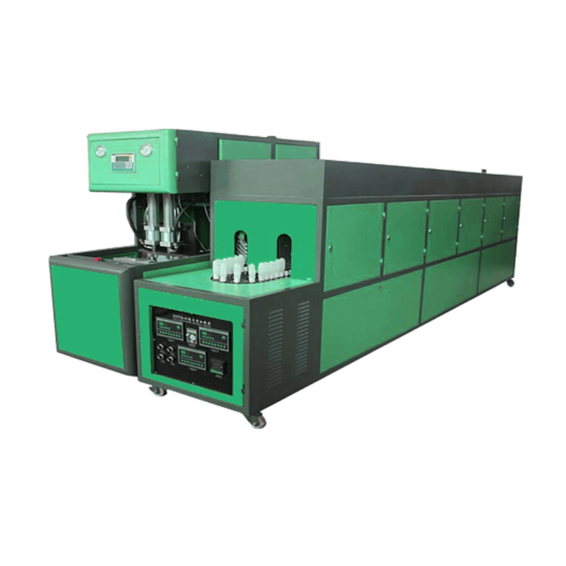 Semi-automatic BOPP Bottle Blow Molding Machine