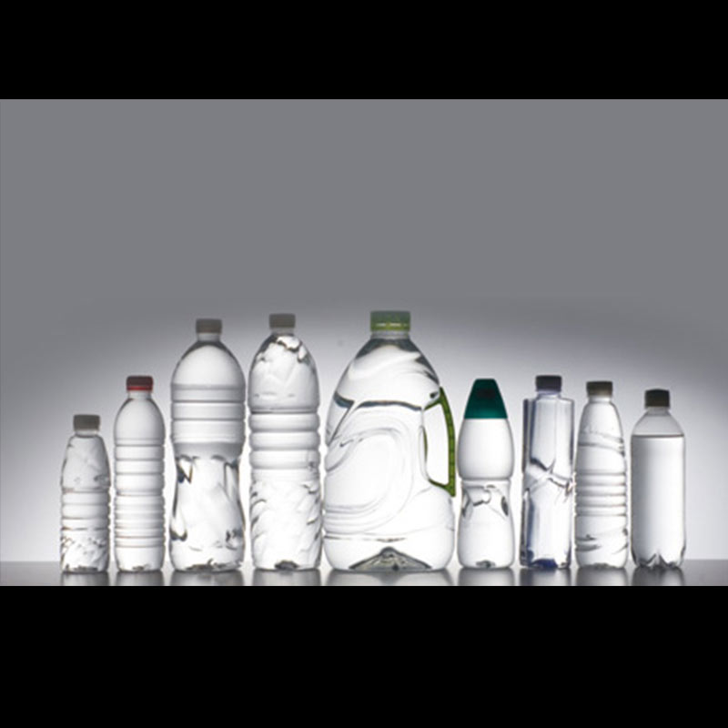 What is the blowing principle and process flow of the bottle blowing machine?