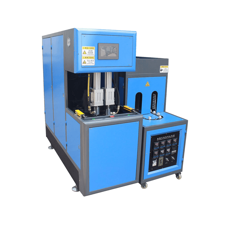 Semi-automatic 3L PET Bottle Blow Molding Machine
