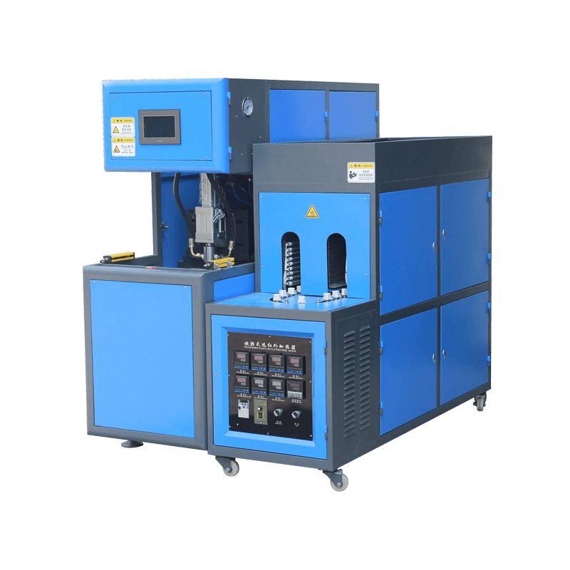 Semi-automatic 5L PET Bottle Blow Molding Machine
