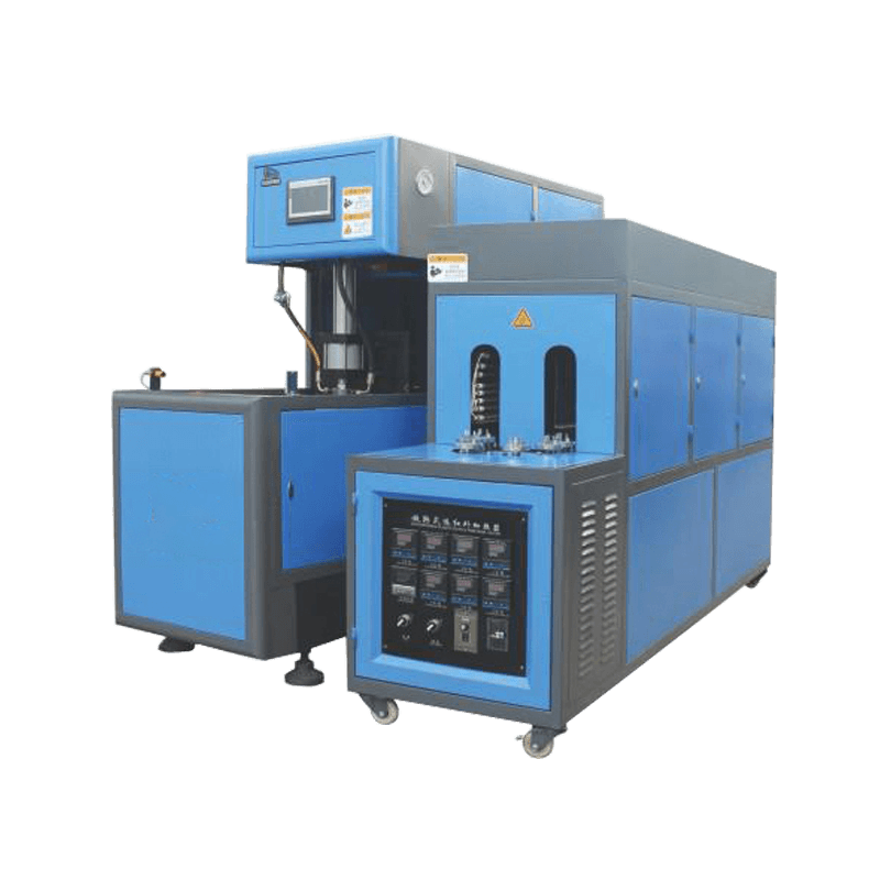 Semi-automatic 10L PET Bottle Blow Molding Machine