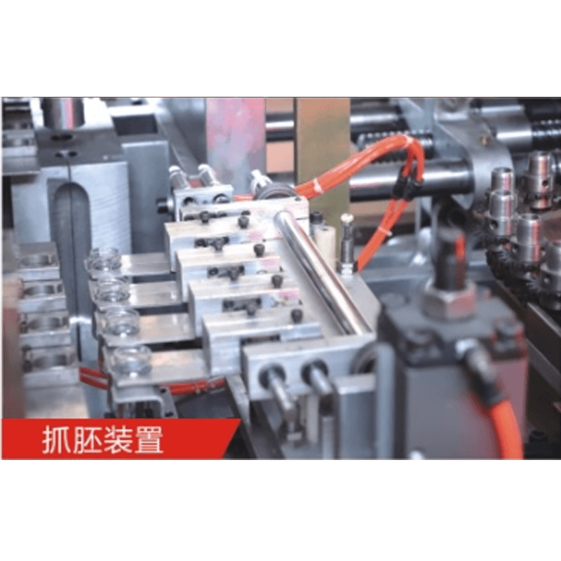 What are the main classifications of blow molding machines